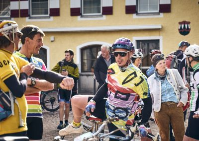 Retro Tiroler Lech Tour